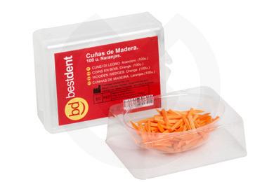 Product - CUÑAS DE MADERA COLOR