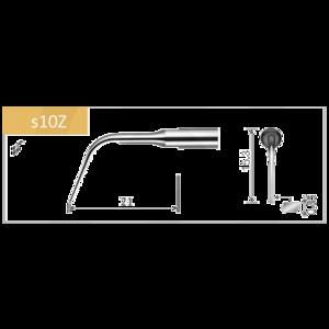 Product - INSERTO Nº 10 Z (PARA SATELEC)DETARTRAJE
