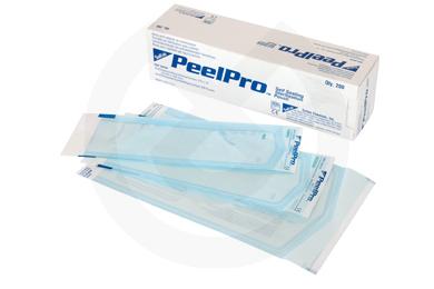 Product - BOLSAS ESTERILIZACION PEELPRO 7X25,5CM