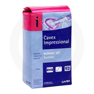 Product - ALGINATO CAVEX IMPRESSIONAL