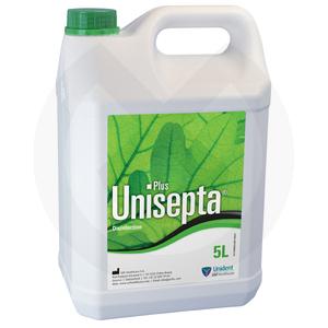 Product - UNISEPTA PLUS LIQUIDO 5L.