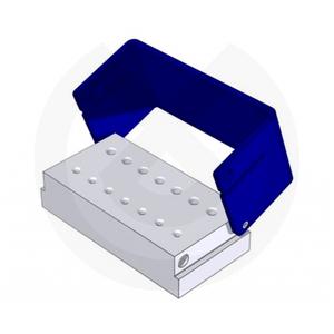 Product - FRESERO ECO BLOC 14 AGUJEROS