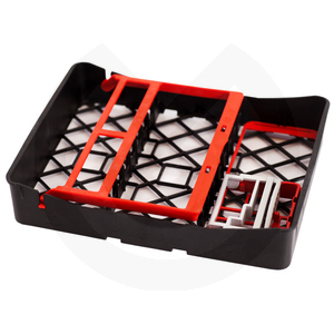 Product - PRACTIPAL TRAY/INSTR. CLAMP