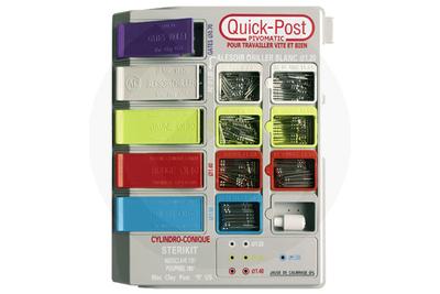 Product - POSTES PIVOMATIC CILINDRO- CONICOS. STERIKIT QUICK A75