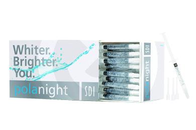 Product - POLA NIGHT 10 JERINGAS CON PLANCHAS