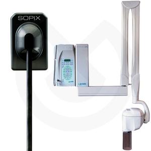 Product - PACK3: SOPIX SD(T1) + X-MIND DC (BRAZO 80)