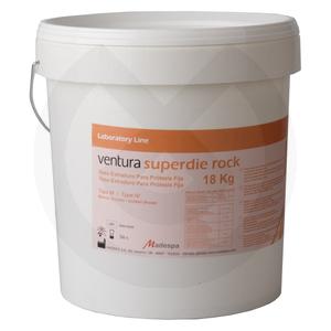 Product - SUPERDIE ROCK MARRÓN DORADO 18 KG. Tipo IV/4