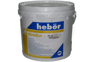 Product - HEBODUR COLOR AMARILLO TIPO III PARA REMOVIBLE Tipo III/3