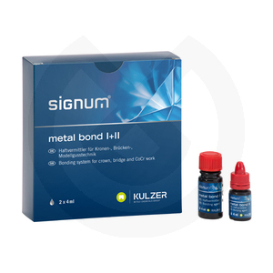 Product - SIGNUM METAL BOND KIT INTRODUCCION