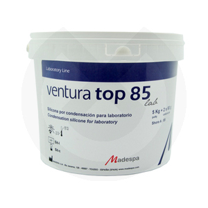 Product - VENTURA TOP 85 LAB 5 KG + 2 CATALIZADORES 60ML.