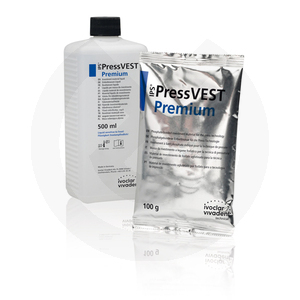 Product - IPS PRESSVEST PREMIUM POLVO 5 KG