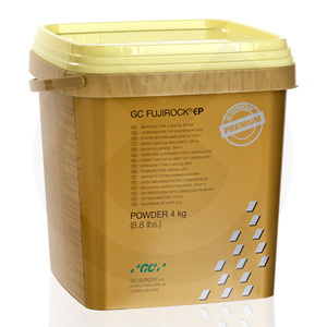 Product - GC FUJIROCK EP PREMIUM PASTEL YELLOW 11KG. Tipo IV/4