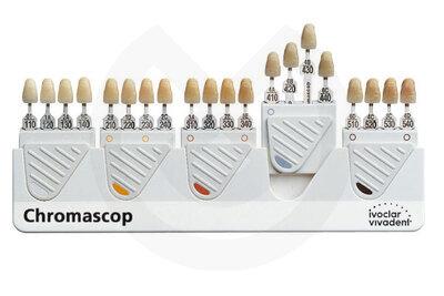 Product - GUIA DE COLORES CHROMASCOP