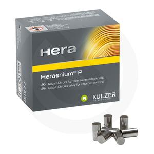 Product - HERAENIUM P (CR-CO CERAMICA) 1000G.
