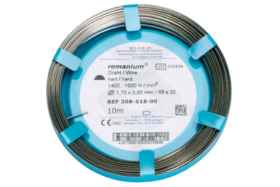Product - ROLLO DE ALAMBRE MEDIA CAÑA REMANIUM Ø 1,5mmX0,75mm