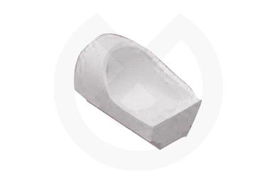 Product - CRISOL DE OXIDO SILICIO TIPO KERR LARGO N.4