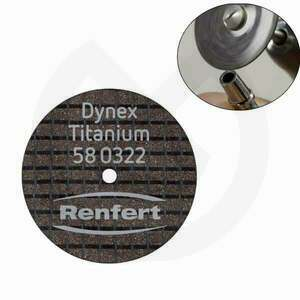 Product - DISCO DYNEX TITANIO 22X0,3MM