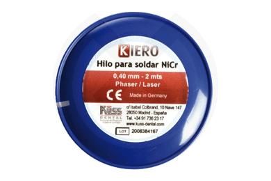 Product - HILO SOLDADURA LASER NI-CR