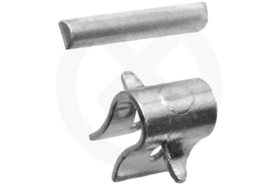 Product - CABALLITOS ACKERMAN ACERO NOBIL MET CX2