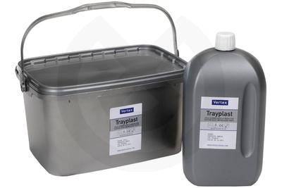 Product - VERTEX TRAYPLAST 1kg. BLUE