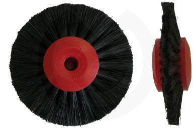 Product - CEPILLO 60mm CONVERGENTE CENTRO PLASTICO ROJO