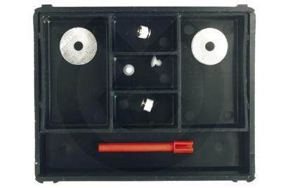 Product - ANCLAJES SOBREDENTADURA SERVO 3 MACHO PLASTICO/HEMBRA AU/PD/