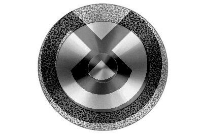 Product - DISCO HYPERFLEX DIAMANTE 911H Ø 18mm 0,15mm L. 3mm B