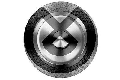 Product - DISCO HYPERFLEX DIAMANTE Ø 22mm 0,15mm L. 3mm B. 4mm B1