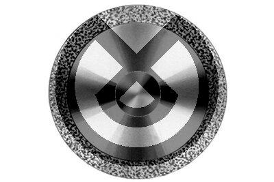 Product - DISCO DIAMANTE PM 942.104.200 Ø 20mm 0,17mm L. 2mm B 2 CARAS, SINTERIZADO