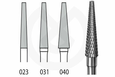 Product - FRESA TUNGSTENO MICROFRESADO PM KOMET H356E