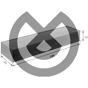 Product - PIEDRA LIMPIA FRESAS DE DIAMENTE 100X25X13mm