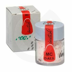 Product - INITIAL MC DENTINA 20 GR.