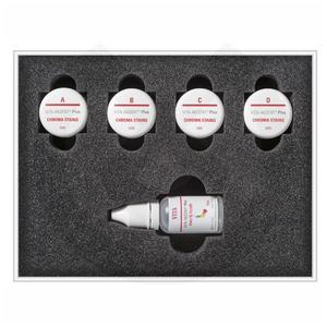 Product - VITA AKZENT PLUS CHROMA STAINS POWDER KIT CLASSICAL