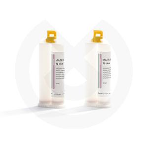 Product - MATRIX FLOW 70 CLEAR SILICONA TRANSPARENTE