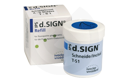 Product - IPS-D.SIGN A-D INCISAL T REPOSICION 100G.