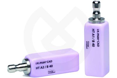 Product - IPS E.MAX CAD CEREC/INLAB HT BLOQUES