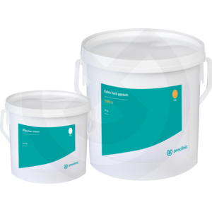 Product - YESO DURO EXTRABLANCO PARA ORTODONCIA 6 KG Tipo IV/4