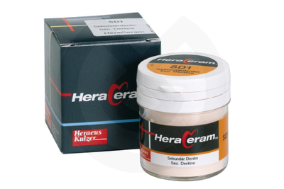 Product - HERACERAM SECUNDARY DENTINE REPOSICION