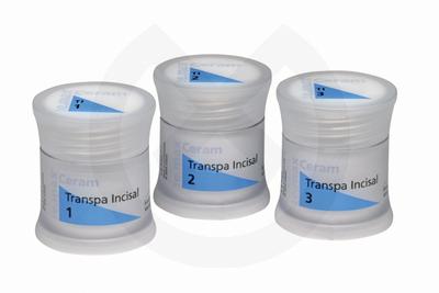 Product - IPS E.MAX CERAM INCISAL / TRANSPARENTE INCISAL 20GR