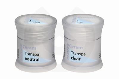 Product - IPS E.MAX CERAM TRANSPARENTE REPOSICION 20G.