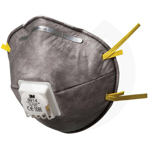 Product - MASCARILLA 9914 PARA VAPORES FFP1