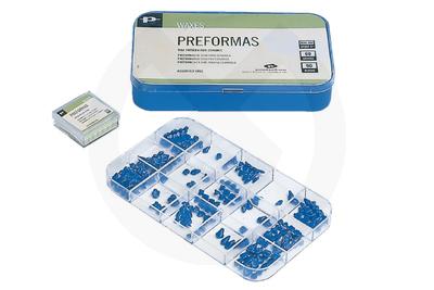Product - ESTUCHE SURTIDO PREFORMAS DE CERA TECHNOWAX