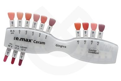 Product - E.MAX CERAM GINGIVA REPOSICION 20G.