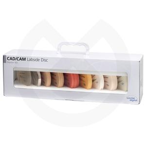 Product - CAD/CAM LABSIDE DISC STARTER KIT