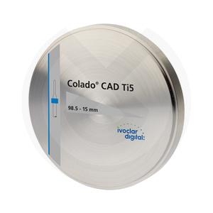 Product - DISCO COLADO CAD TI5 18 MM