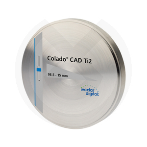 Product - DISCO COLADO CAD TI2 15 MM