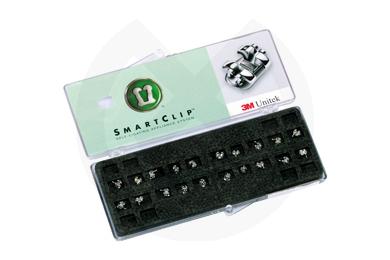 Product - BRACKETS AUTOLIGADOS SMARTCLIP- 1CASO 5-5 SUP E INF MBT