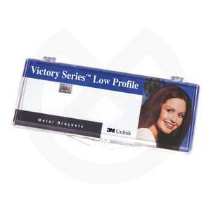 Product - BRACKETS VICTORY LOW PROFILE MBT .022 GANCHOS 3,4,5