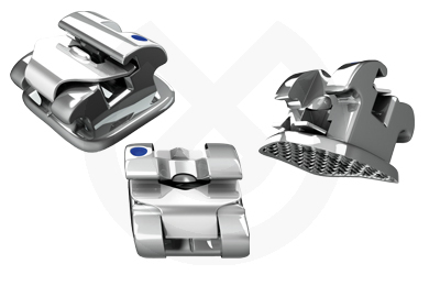 Product - BRACKETS AUTOLIGADOS EXPERIENCE METÁLICOS