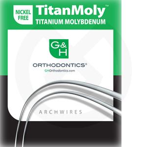Product - ARCOS TITANMOLY TITANIO MOLYBDENO FORMA: TRUEFORM REDONDOS